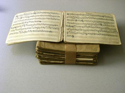 dejiny hudobnej kultúry - notové zápisy