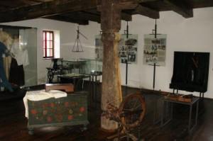 habánsky dom - expozícia