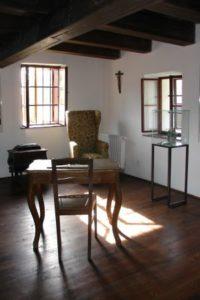 habánsky dom - expzícia