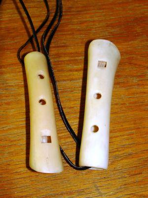 dejiny hudobnej kultúry - handrárske píšťalky