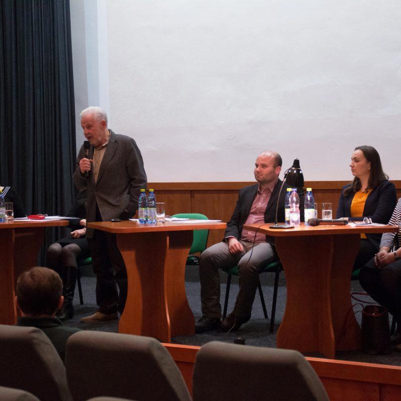 Historik, spisovateľ, scenárista Pavel Dvořák. Fot: Róbert Svíba