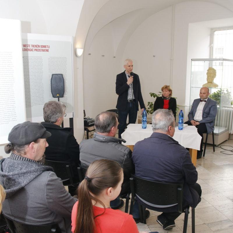 prof. PhDr. Vladimír Rábik, PhD. Foto: Róbert Svíba
