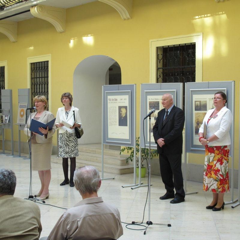 PhDr. Viera Drahošová, riaditeľka Záhorského múzea v Skalici. Foto: Martin Hoferka