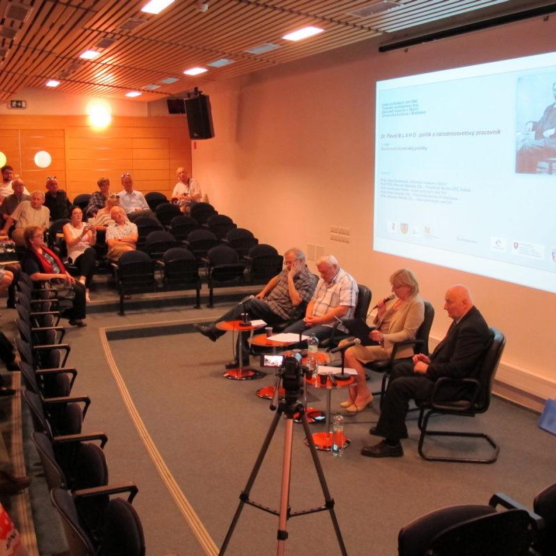 Panelová diskusia. Foto: Martin Hoferka