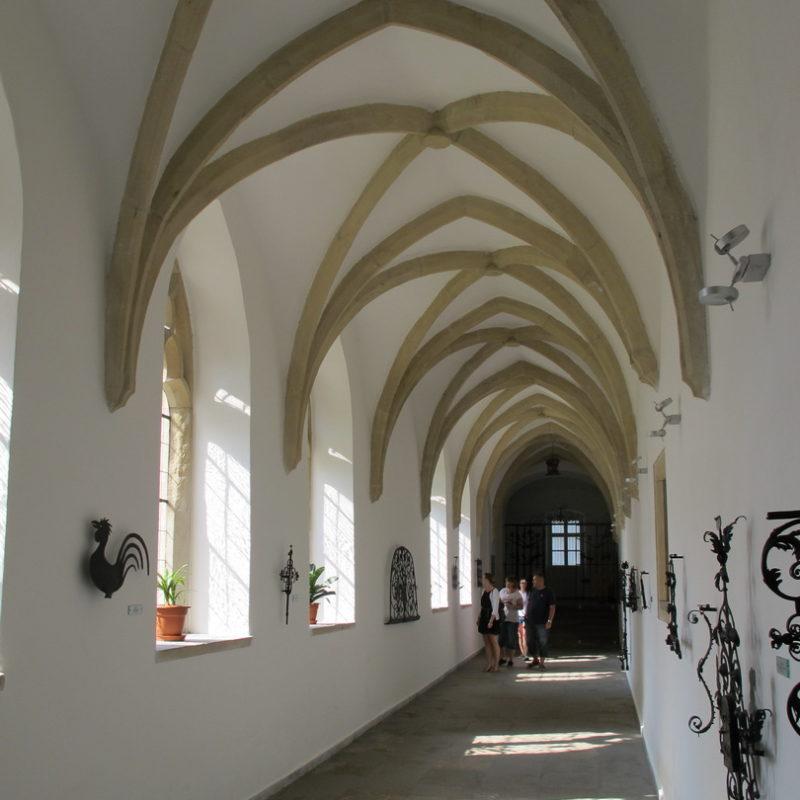 Minoritský kláštor. Foto: Róbert Svíba