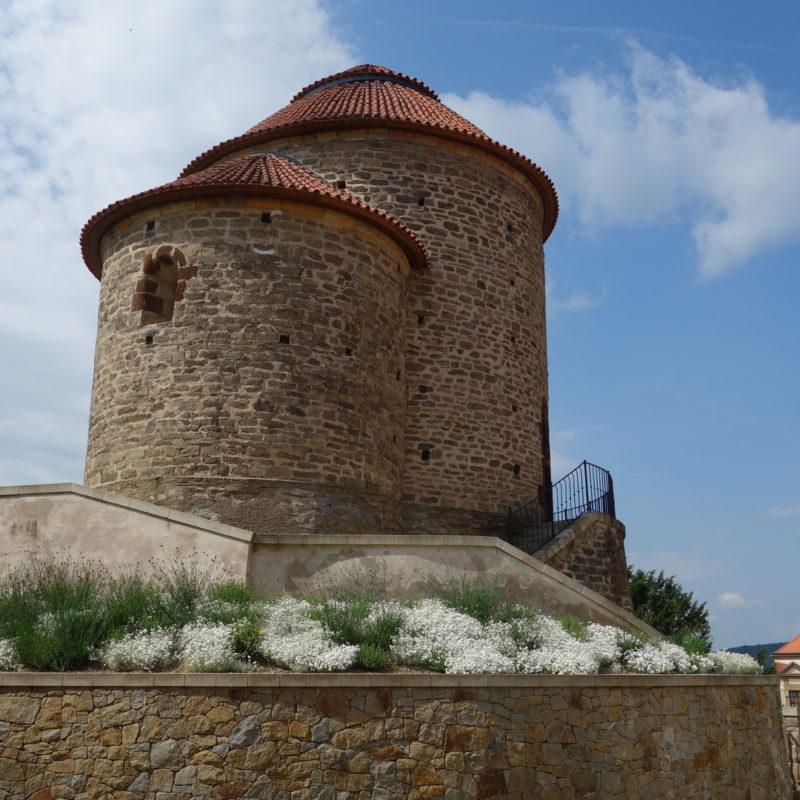 Rotunda sv. Kataríny. Foto: Viera Drahošová