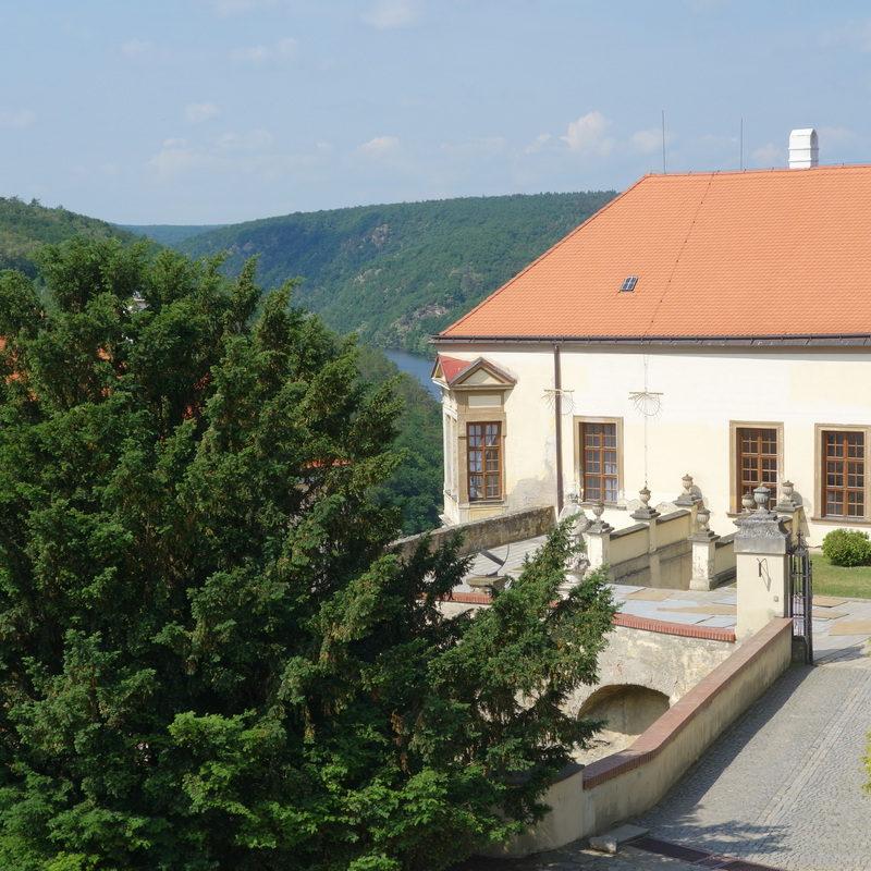 Znojemský hrad. Foto: Viera Drahošová