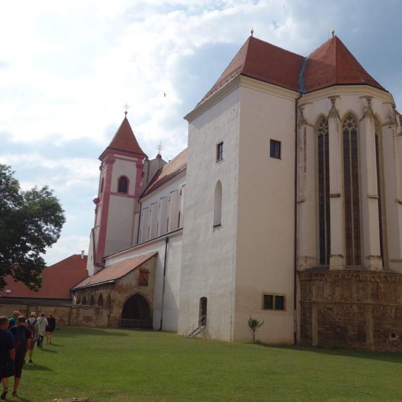 Loucký kláštor. Foto: Viera Drahošová