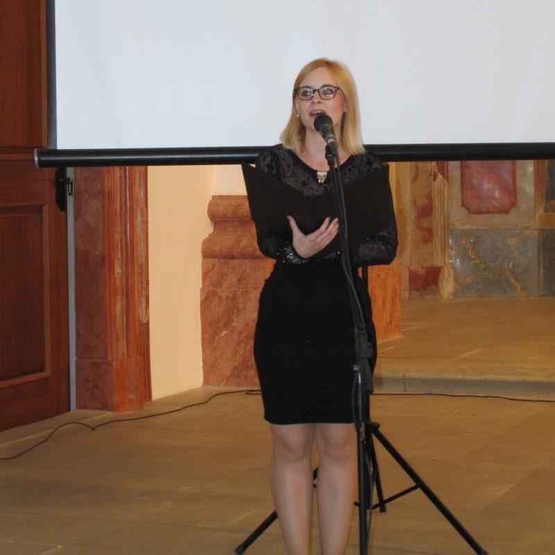Alžbeta Michalovičová. Foto: Richard Drška