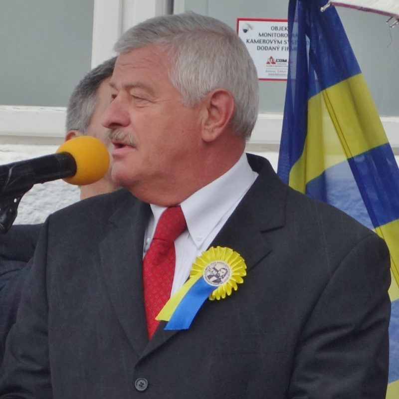 Predseda TTSK Tibor Mikuš. Foto: Viera Drahošová